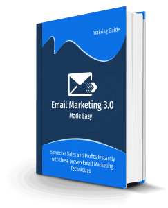 Email Marketing 3 Easy