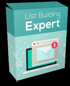 List Building Box